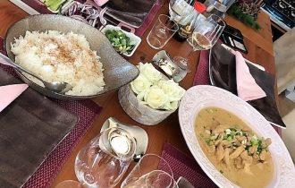 Evas Thai kyckling